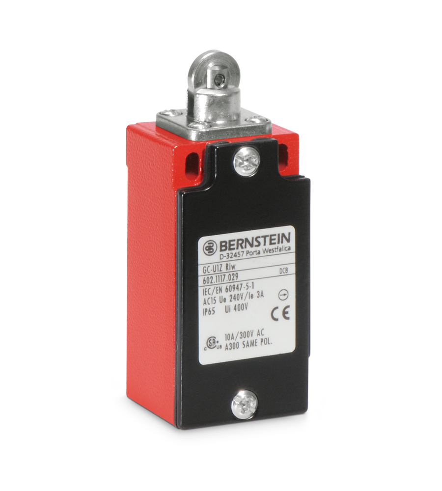 Gc Limit Switch Bernstein Switch Systems