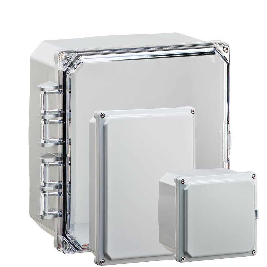 IP68 utility enclosure range