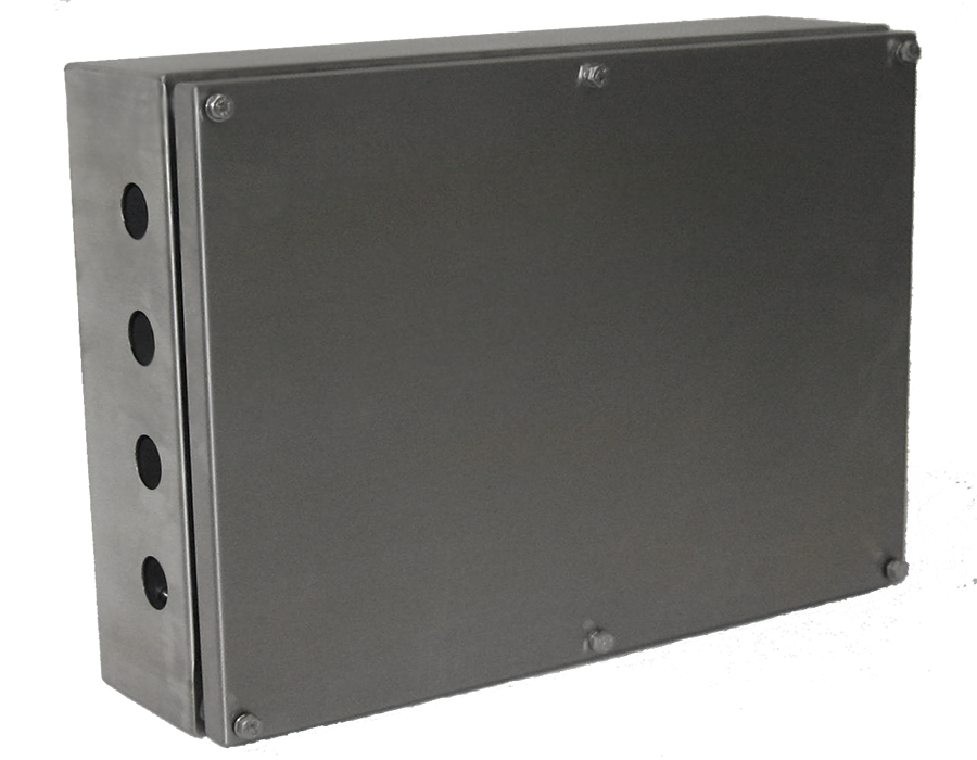Stainless Steel - IP69K enclosure range