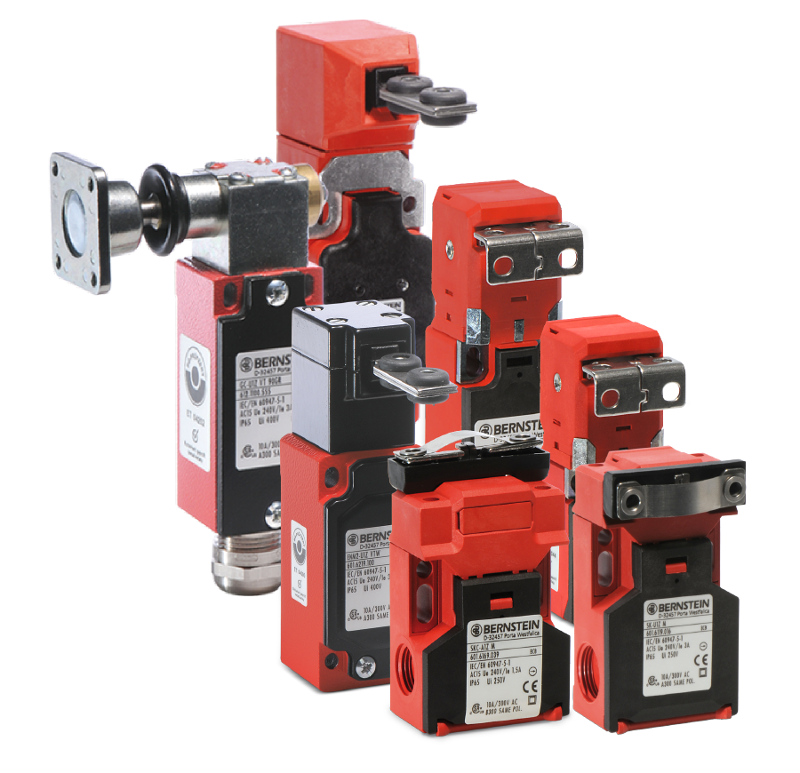 Safety switch with separate interlock actuator