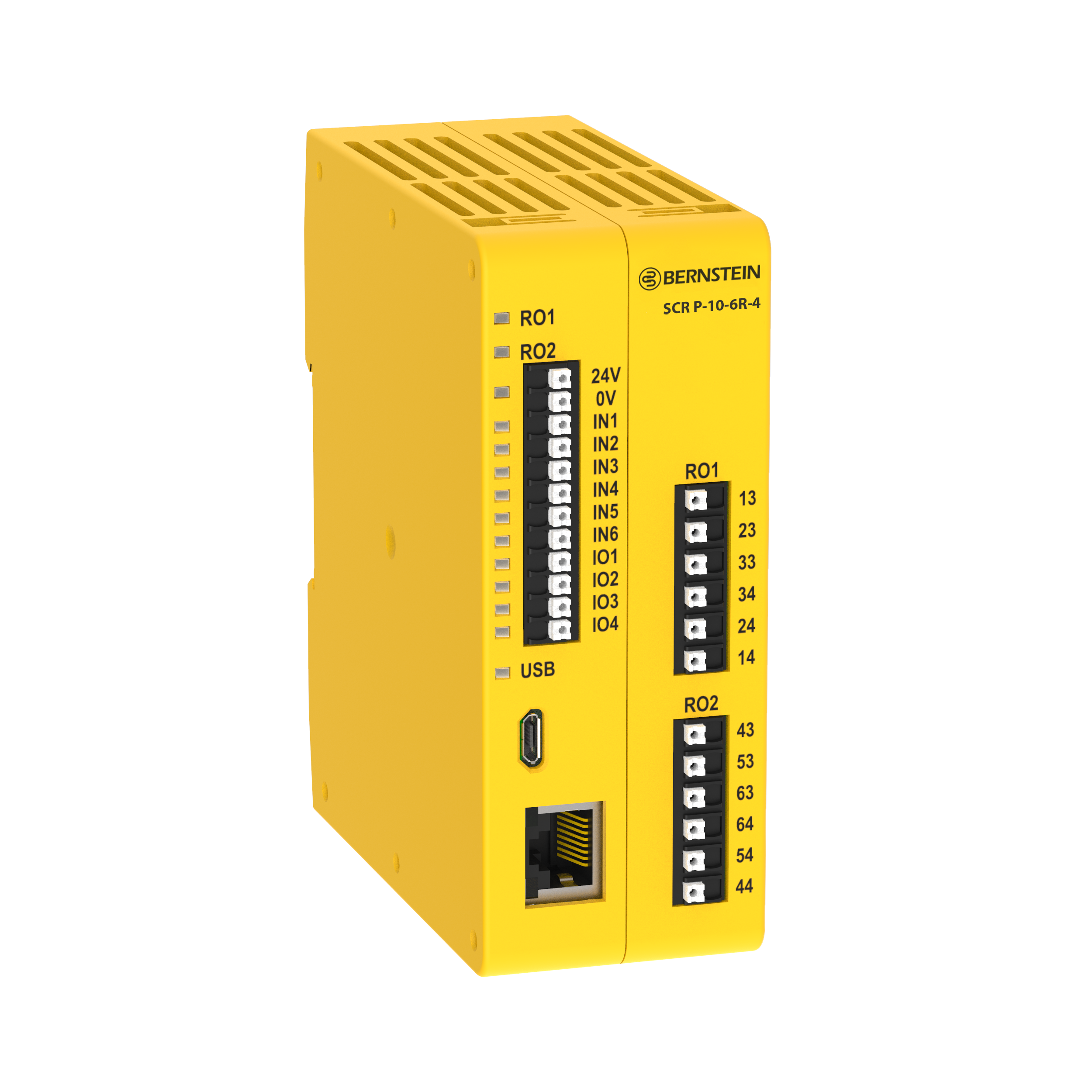 SCR P - Programmable Safety Controller