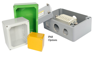 IP68 options