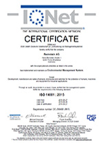 ISO-14001 2015 IQNet